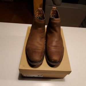 Lucky Brand Dark Brown Boots